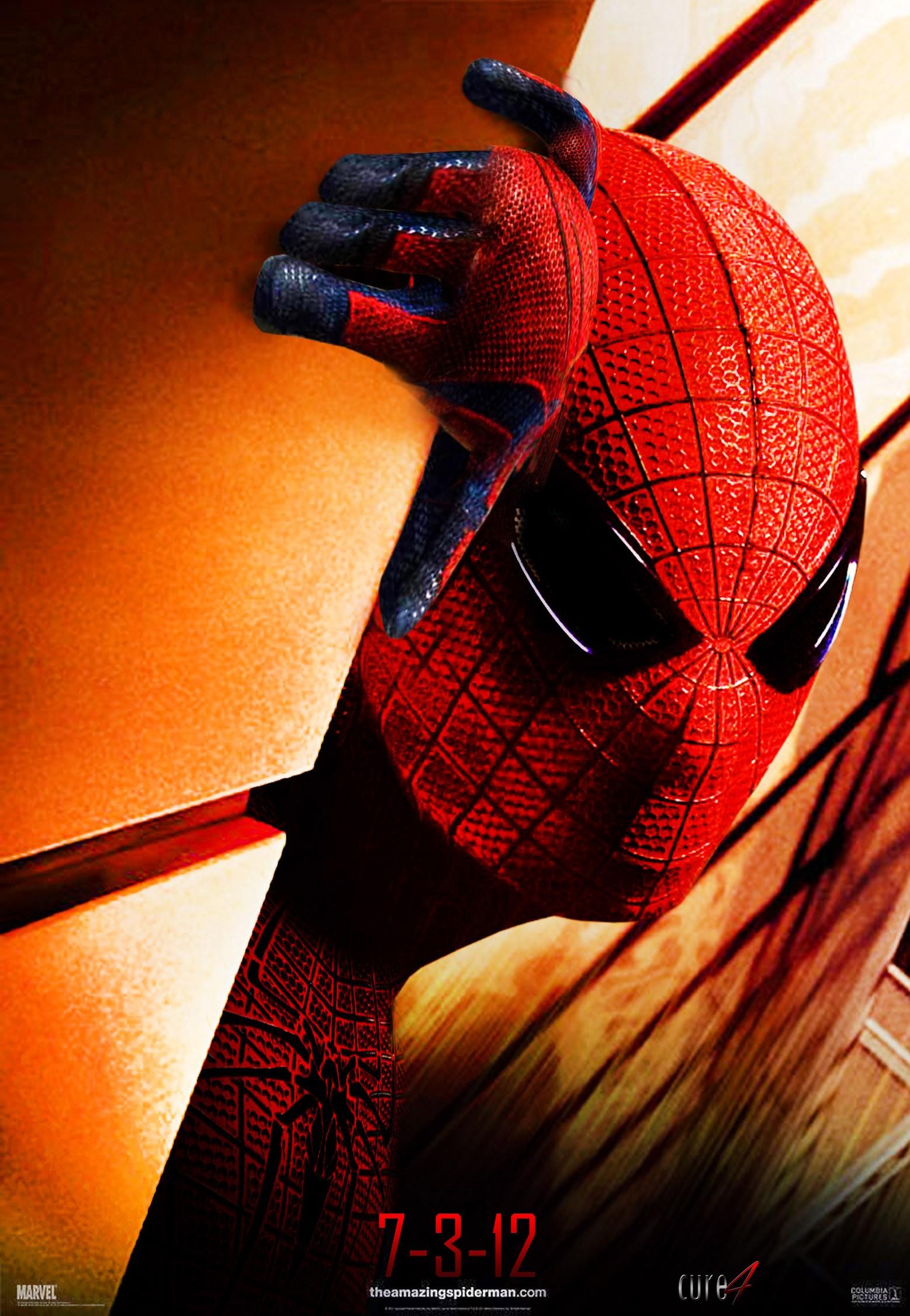 Affiche et photos le film the amazing spider man - Et spider man ...