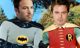 Casey Affleck et Matt Damon dans THE BATMAN avec Ben Affleck ?