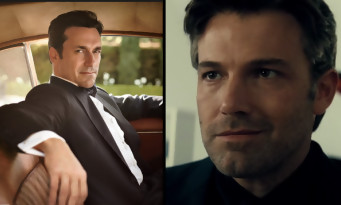 The Batman : Ben Affleck remplacé par Jon Hamm  ?