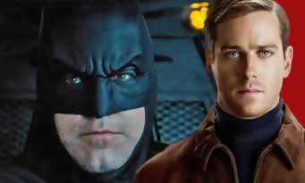 The Batman : Armie Hammer en successeur de Ben Affleck ?