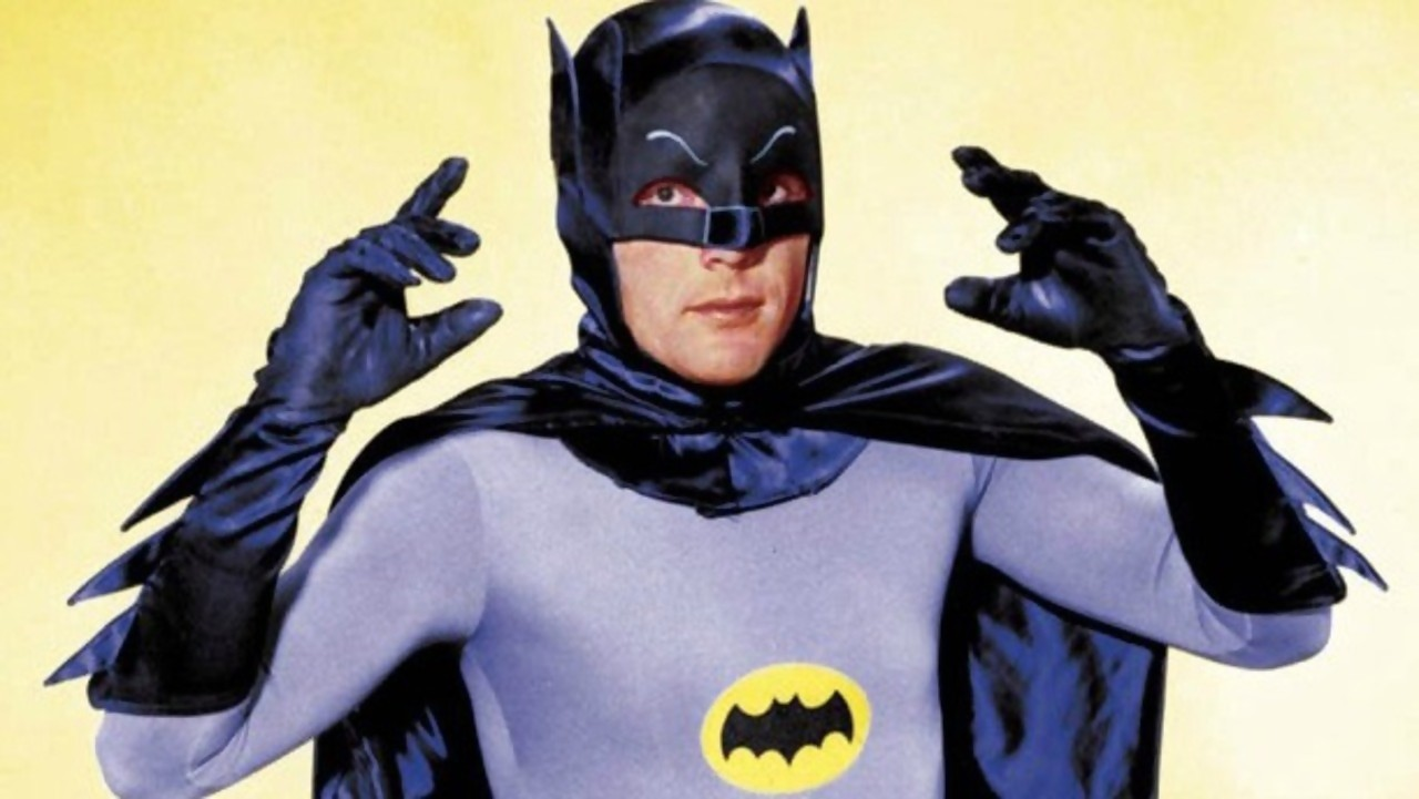 Mort de l'iconique Batman — Adam West