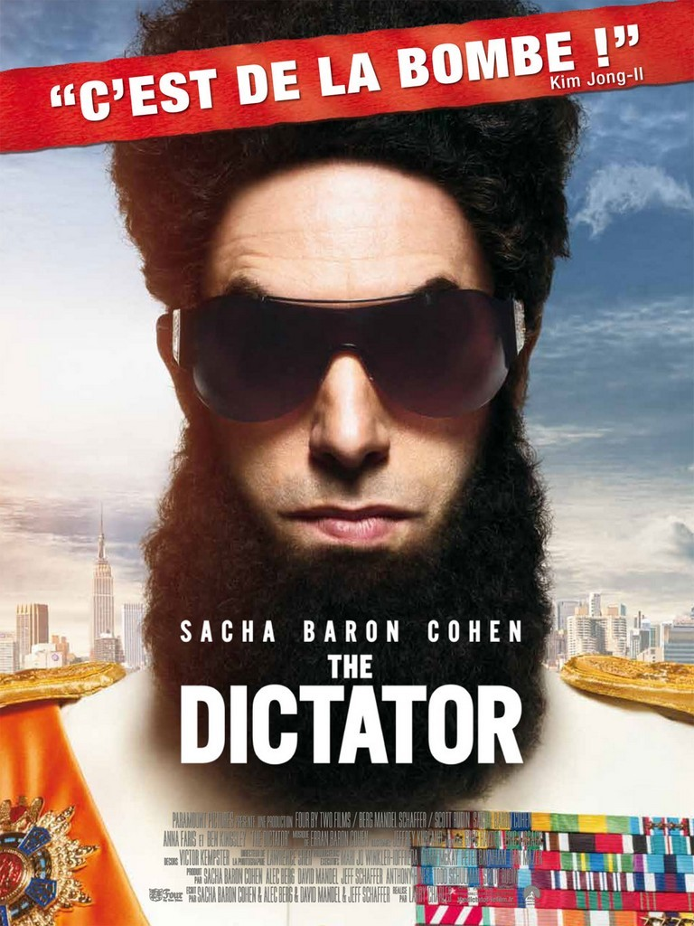 The Dictator 2012 UNRATED [VOSTFR] BDRip [MULTI]