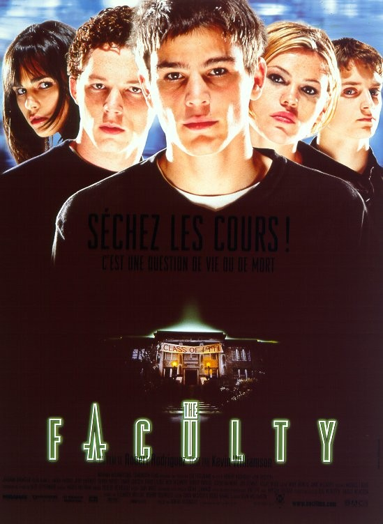 [MULTI] The Faculty [DVDRiP]