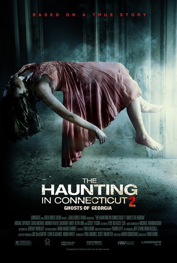 [MULTI] The Haunting in Connecticut 2: Ghosts of Georgia [DVDRiP] [MP4]