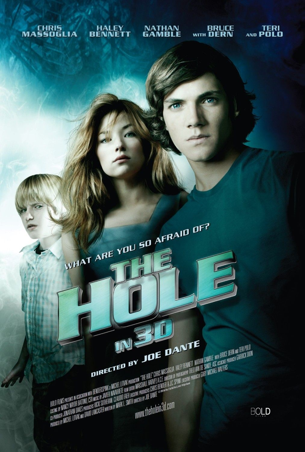 The Hole 2009 FRENCH DVDRip [MULTI]