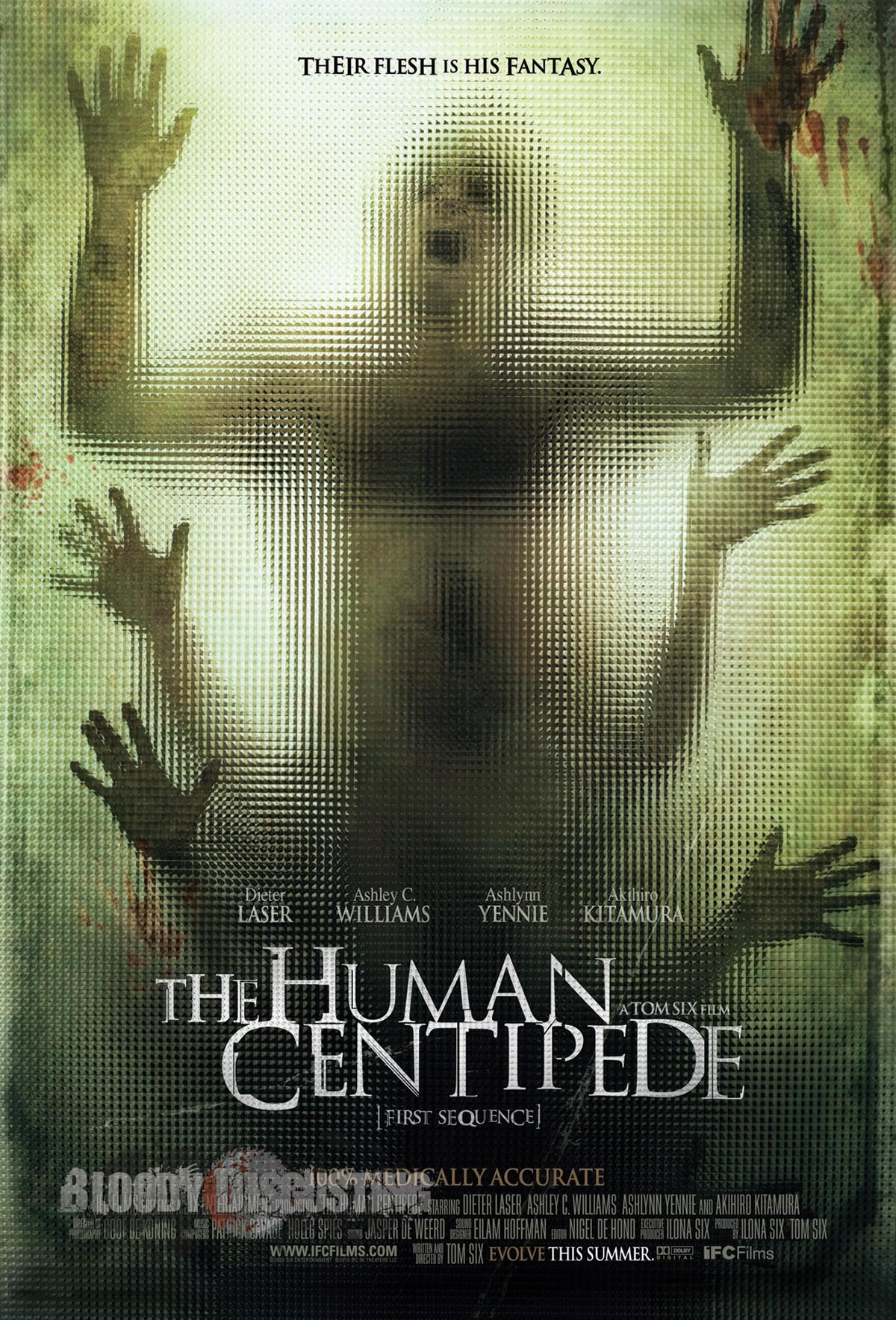 The Human Centipede [DVDRiP][TRUEFRENCH] [MULTI]