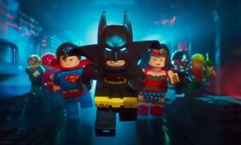 Lego Batman Le Film : la bande annonce qui met Ben Affleck chaos !
