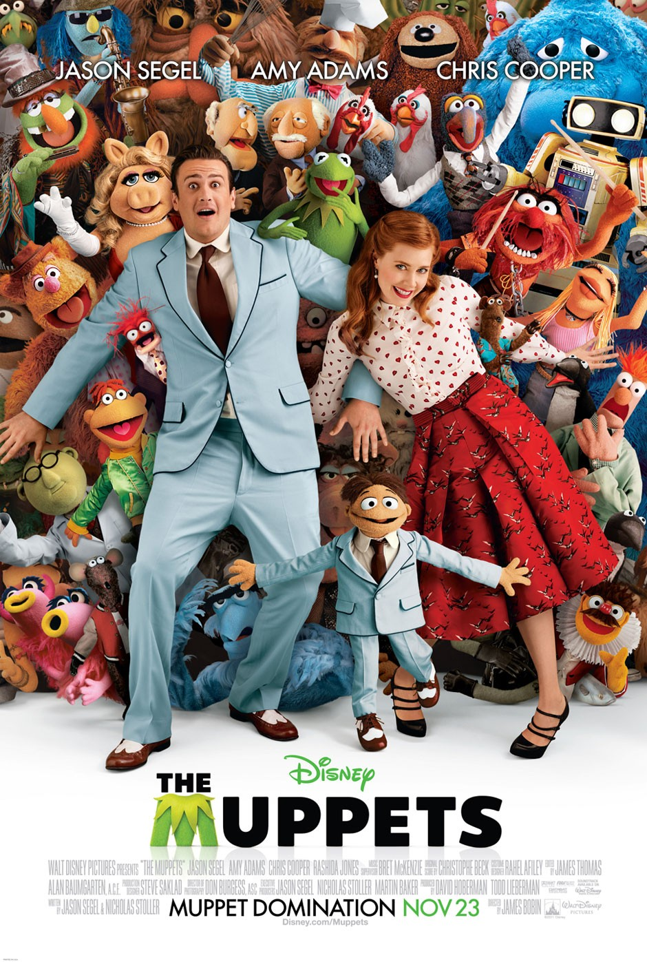 The Muppets 2011 [TRUEFRENCH] DVDRiP [MULTI]