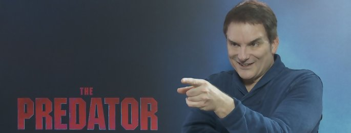 De l'Arme Fatale à The Predator et Schwarzy. On a rencontré Shane Black ! Interview