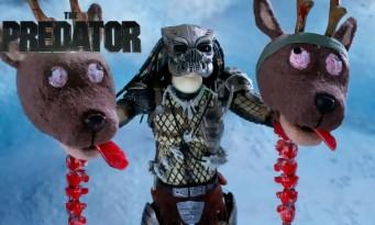 The Predator : le court métrage de Noël WTF et gore !