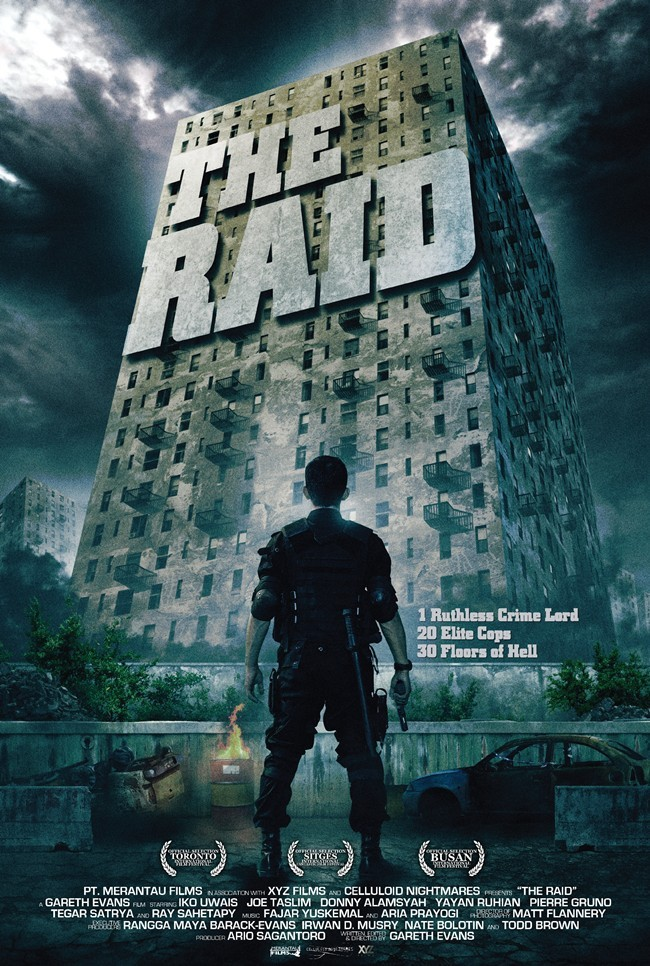 The Raid Redemption 2012 ENG SUBBED CAM AC3 [VO]  [TB]