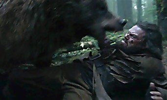THE REVENANT : Leonardo DiCaprio combat UN GRIZZLY dans le nouveau trailer