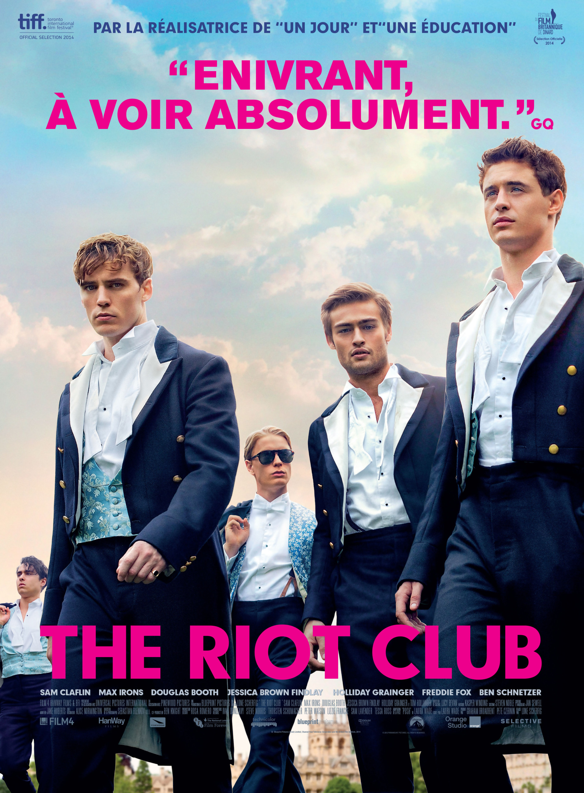 Movies Online : The Riot Club 2014