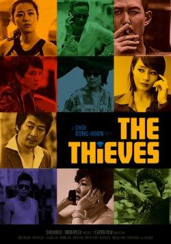 The Thieves (2012) [VOSTFR] [BRRiP AC3]