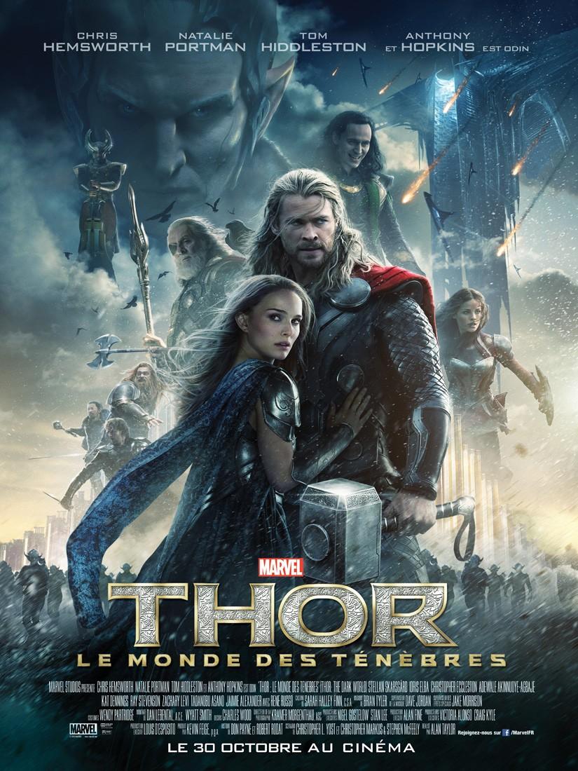 Thor : Le Monde des tenebres DVDRIP
