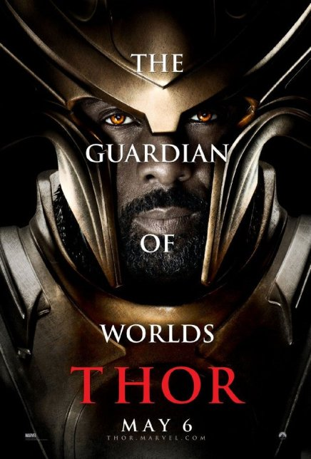 Thor 2 : interview Idris Elba