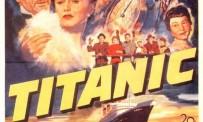 affiche et photos le film titanic 1953. Black Bedroom Furniture Sets. Home Design Ideas