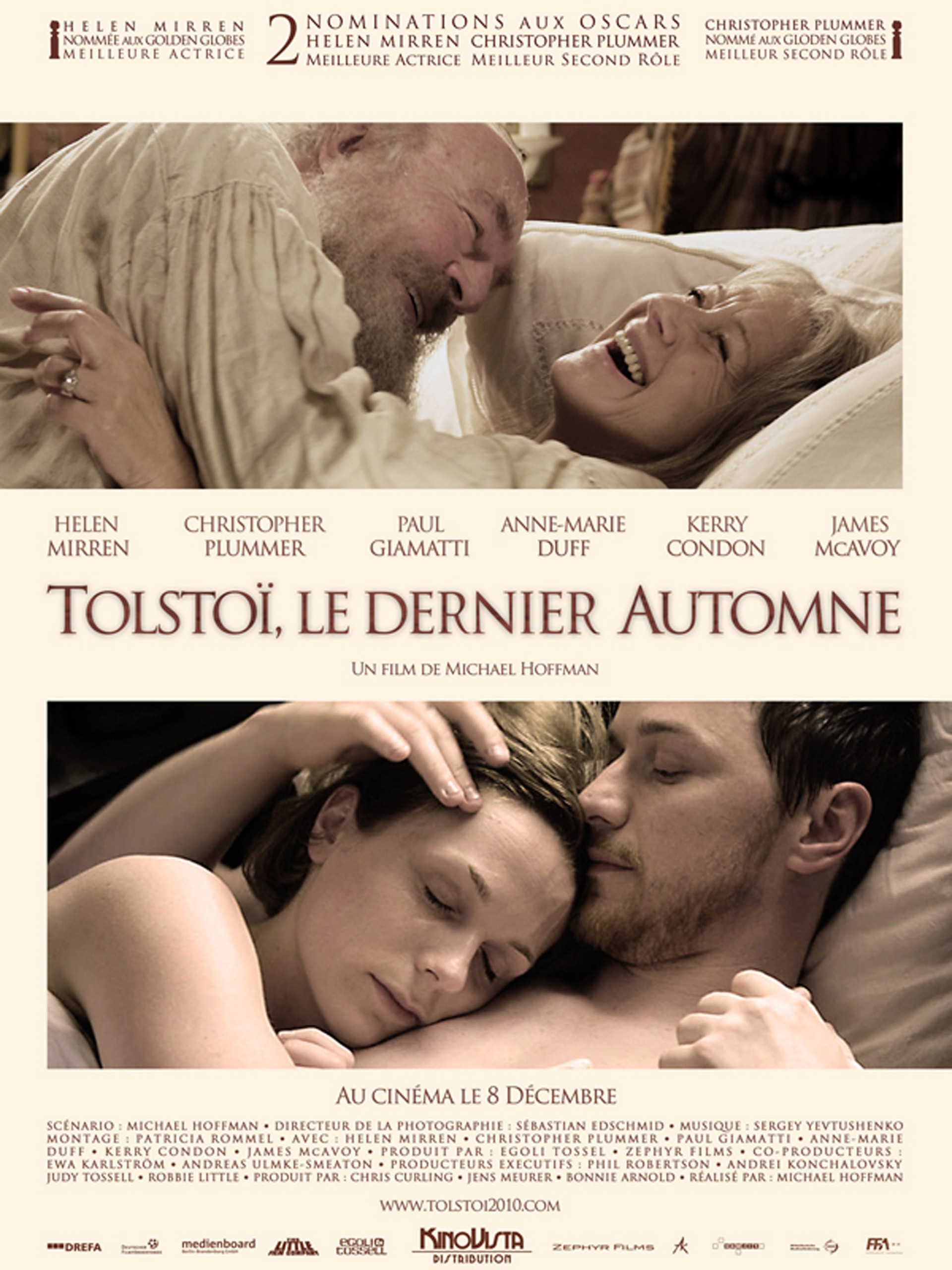 Tolstoï le dernier automne [BRRIP-AC3] [FRENCH] [MULTI]