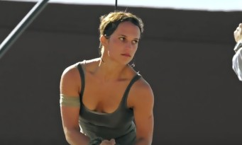 Tomb Raider : l'entraînement badass d'Alicia Vikander (making of)