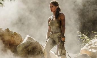 Tomb Raider - nouvelle bande-annonce pour la Lara Croft d'Alicia Vikander