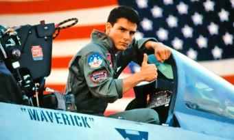 TOP GUN MAVERICK : les premières images de Tom Cruise dans Top Gun 2