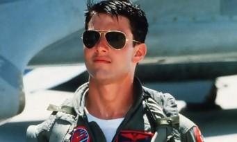 TOP GUN 2, c'est officiel. Tom Cruise reprend son rôle de Maverick