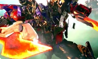 TRANSFORMERS 5  : les premières images explosives dans un trailer IMAX