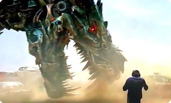 TRANSFORMERS 5 : encore plus de destruction et de Dinobots (bande-annonce)