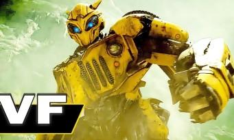 BUMBLEBEE : la bande-annonce du spin-off de Transformers !