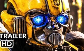 BUMBLEBEE : nouvelle bande-annonce pour Transformers 2018 !