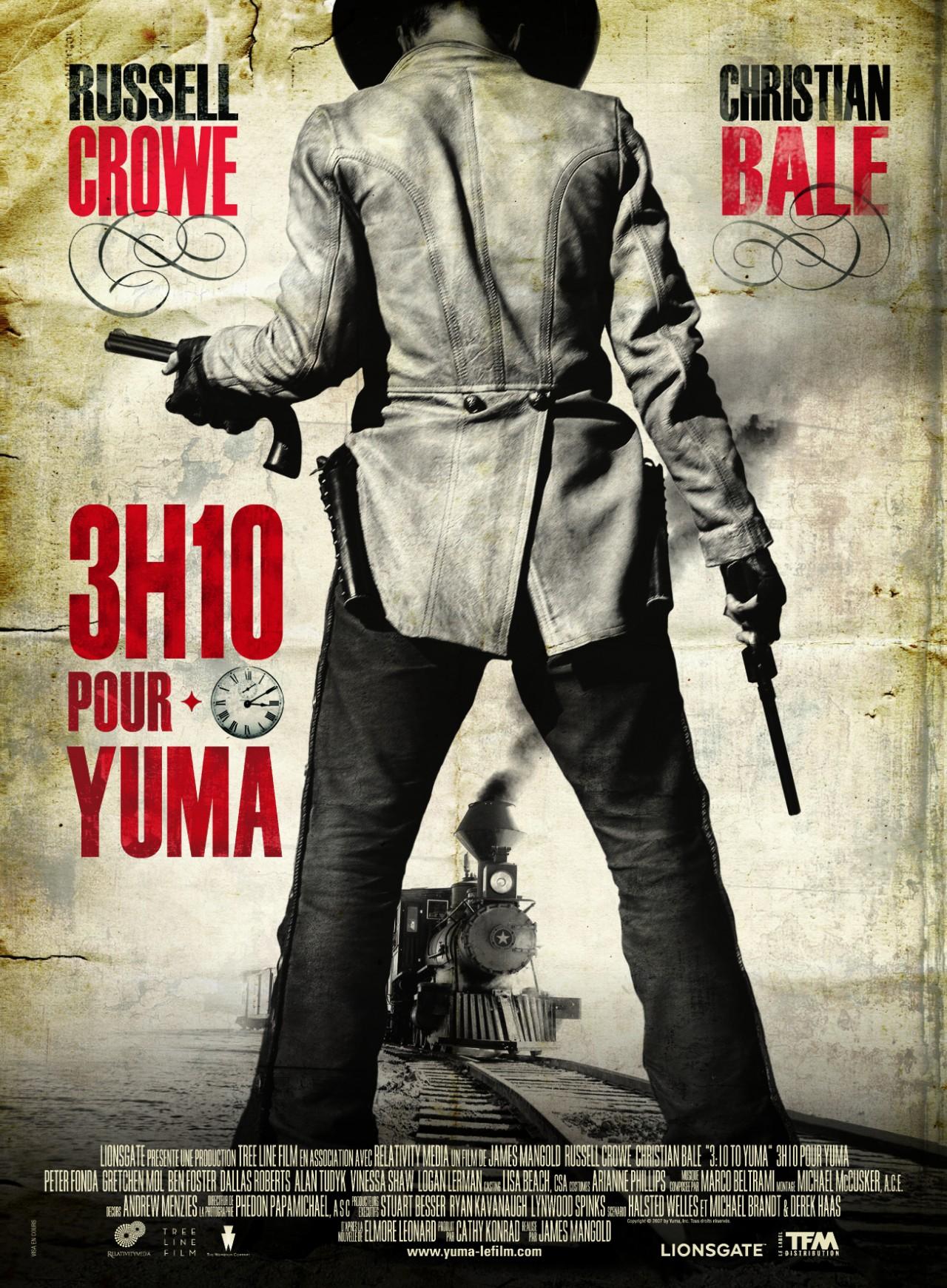 3h10 pour Yuma [DVDRiP] [FRENCH] [MULTI]