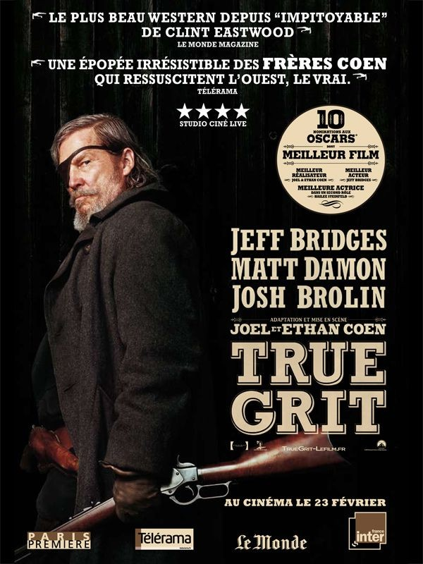 True Grit [BRRiP] [FRENCH SUBFORCED] [MULTI]