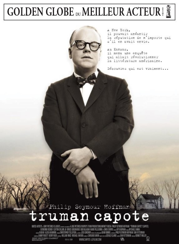 Truman Capote  | DVDRiP | FRENCH | UL | DF