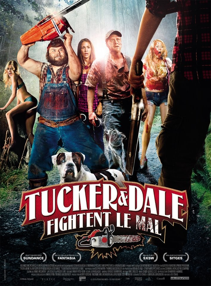 Tucker & Dale fightent le mal | FRENCH MP4 | BDRiP | MULTI
