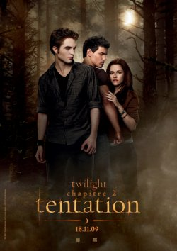 Twilight Chapitre 2 : Tentation