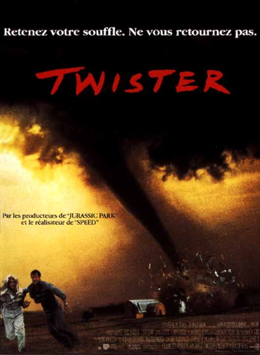 affiche et photos twister film