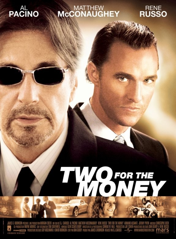 Two for the Money [DVDRiP l FRENCH][DF]