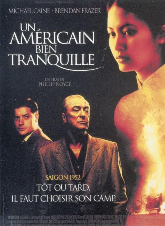 Un Américain bien tranquille (2003) affiche