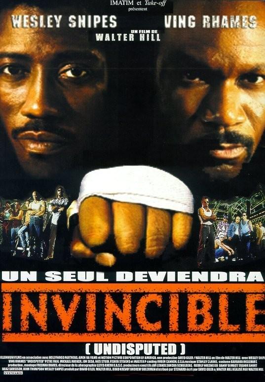 un seul deviendra invincible 1