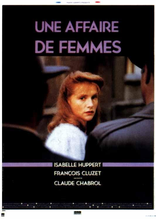 Une Affaire de femmes [DVDRiP] [FRENCH] [MULTI]