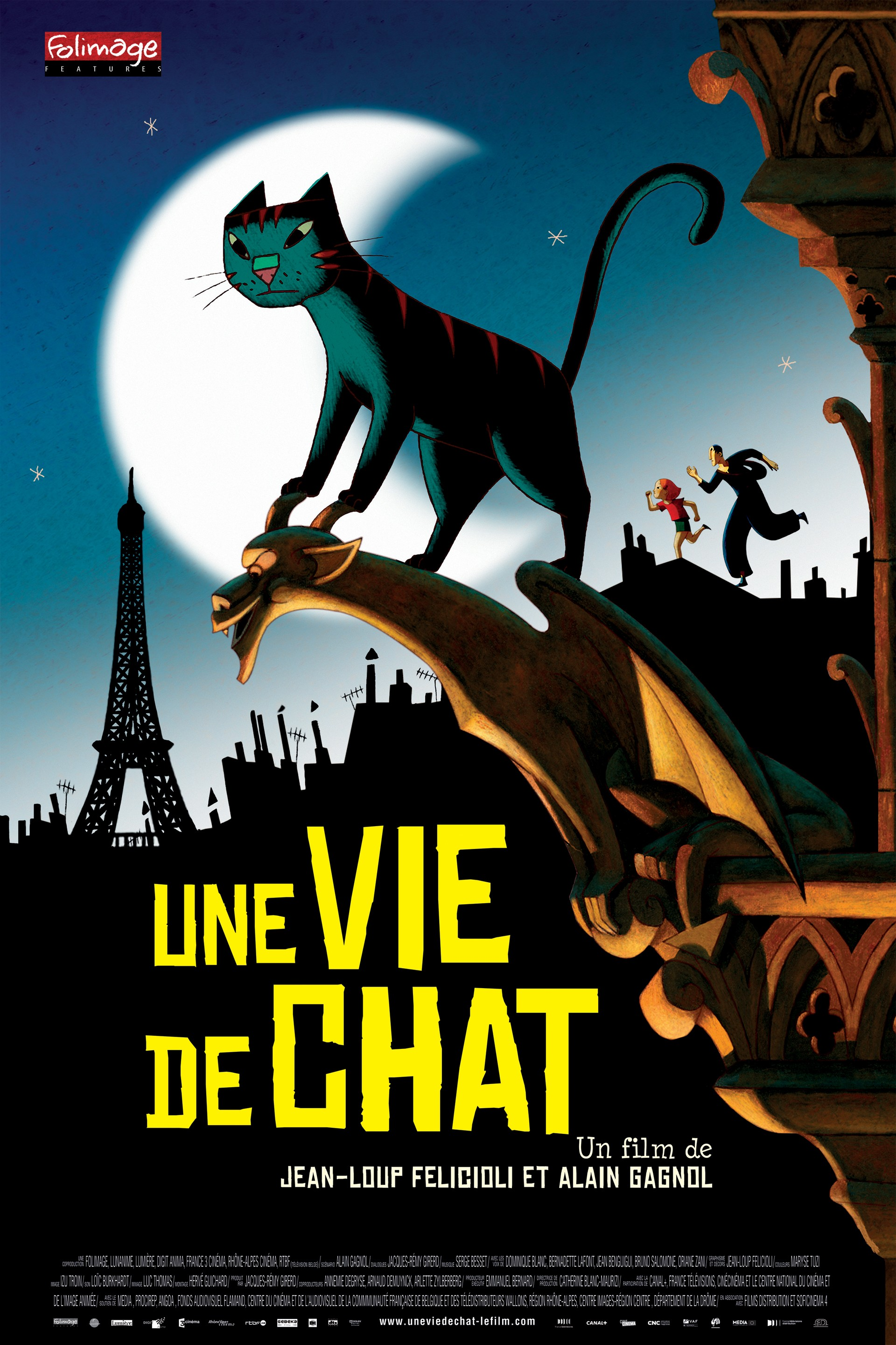 Une vie de chat  [BRRIP-AC3] [FRENCH] [MULTI]