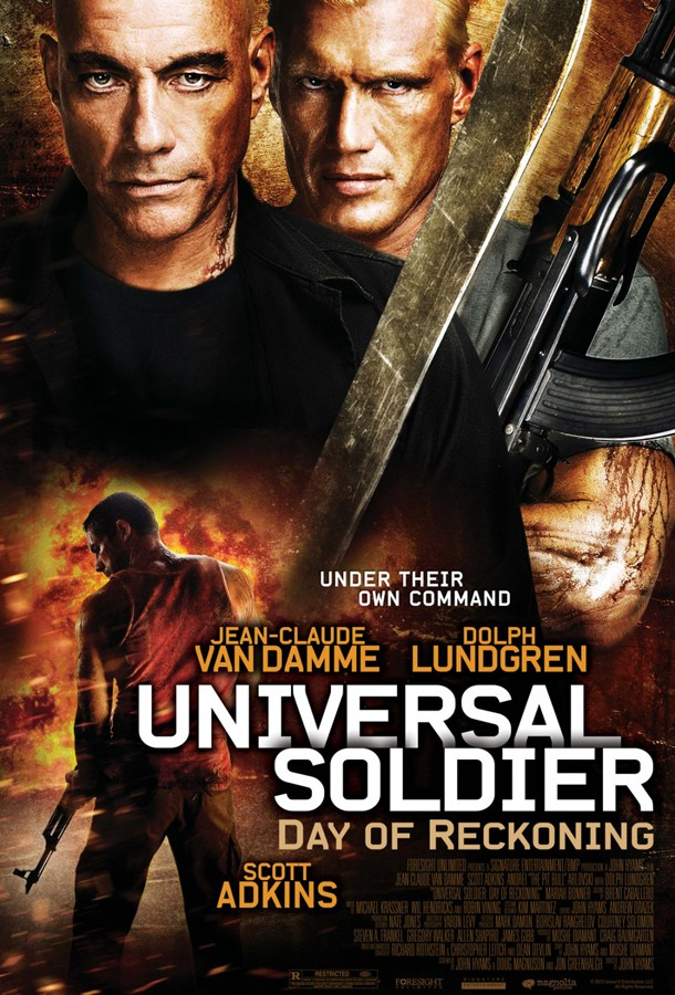[MULTI] Universal Soldier Day of Reckoning VOSTFR [HDRIP]