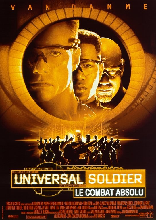 Universal Soldier : le combat absolu [DVDRiP l FRENCH][DF]