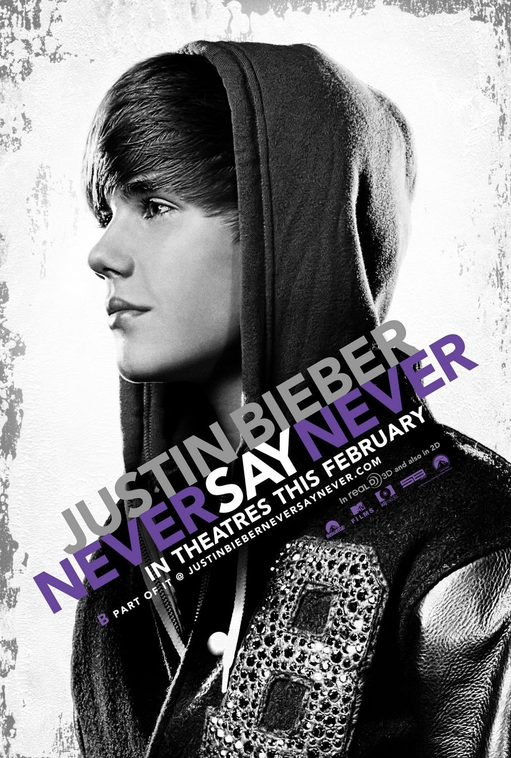 [RG] Justin Bieber : Never Say Never [DVDRiP]
