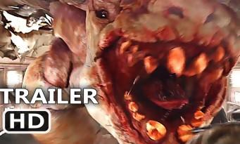 VALERIAN de Luc Besson dévoile un monstre gigantesque (trailer)