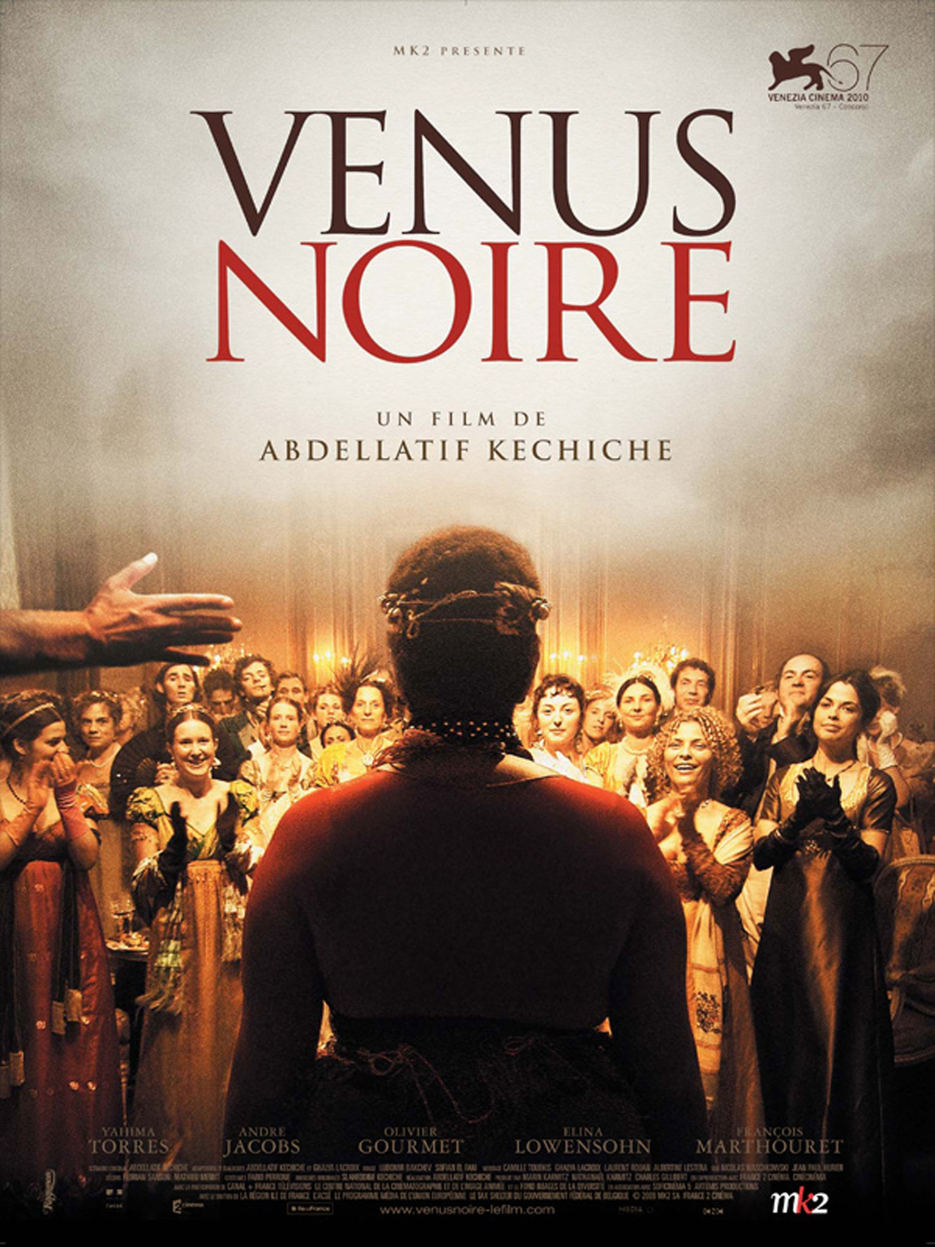 Venus Noire | French | Bluray 720p