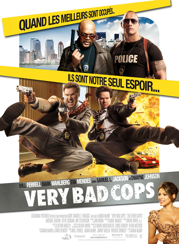 [MULTI] Very Bad Cops [DVDRiP]