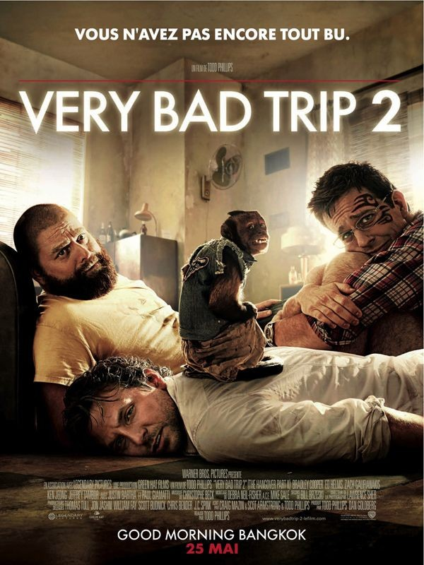 Very Bad Trip 2 [DVDRiP] [MULTI | FRENCH] AAC - X264 [MULTI]