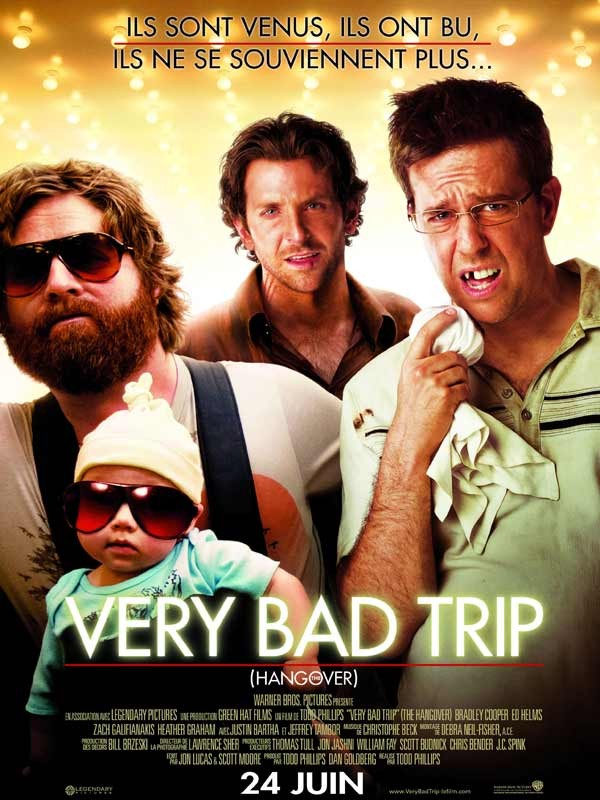 [MULTI] Very Bad Trip 1 et 2 [DVDRiP - BRRiP] [TRUEFRENCH] [MP4]