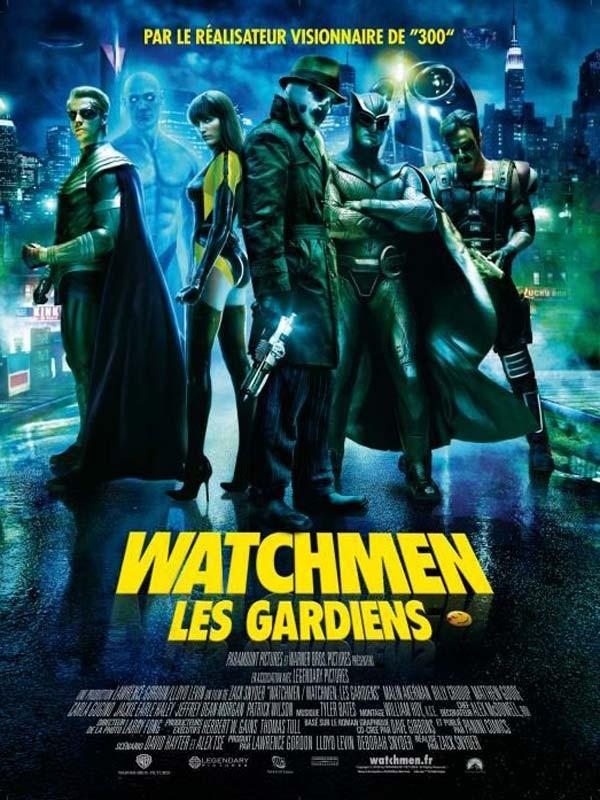 Watchmen - Les Gardiens  [2CD] [DVDRiP] [FRENCH] [MULTI]
